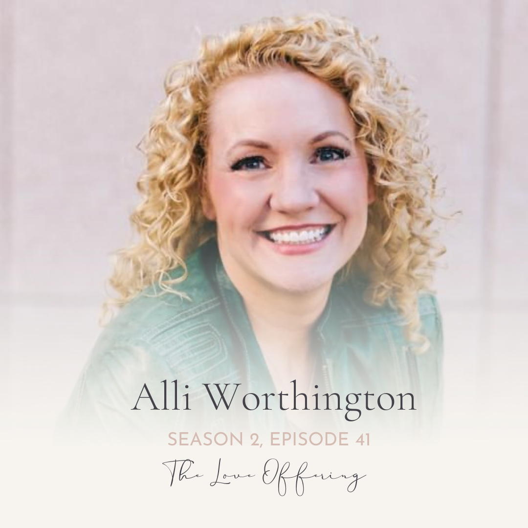 Alli Worthington