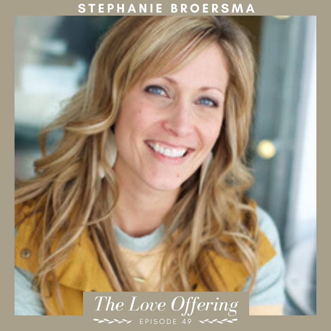 Stephanie Broersma