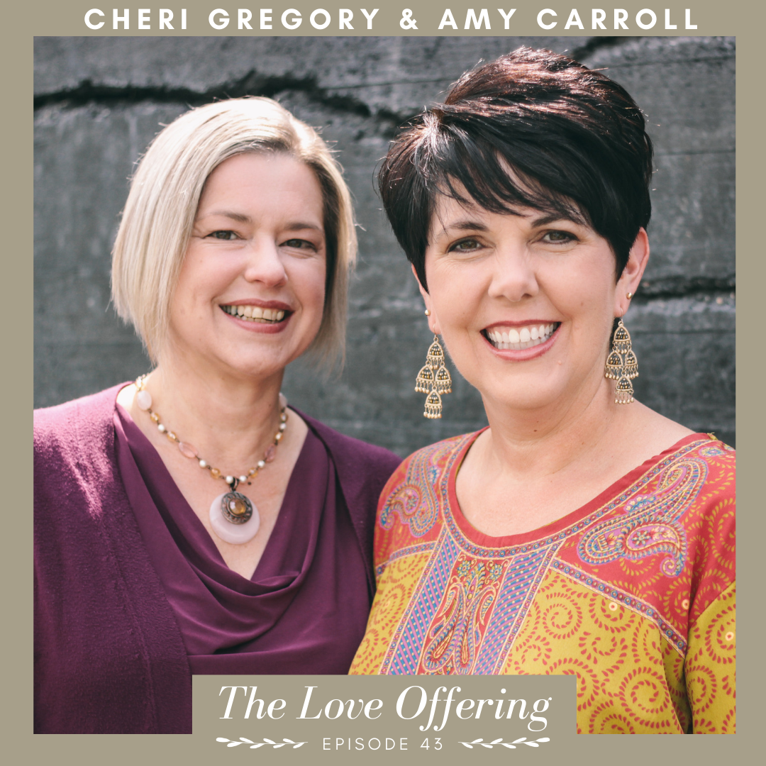Cheri Gregory and Amy Carroll