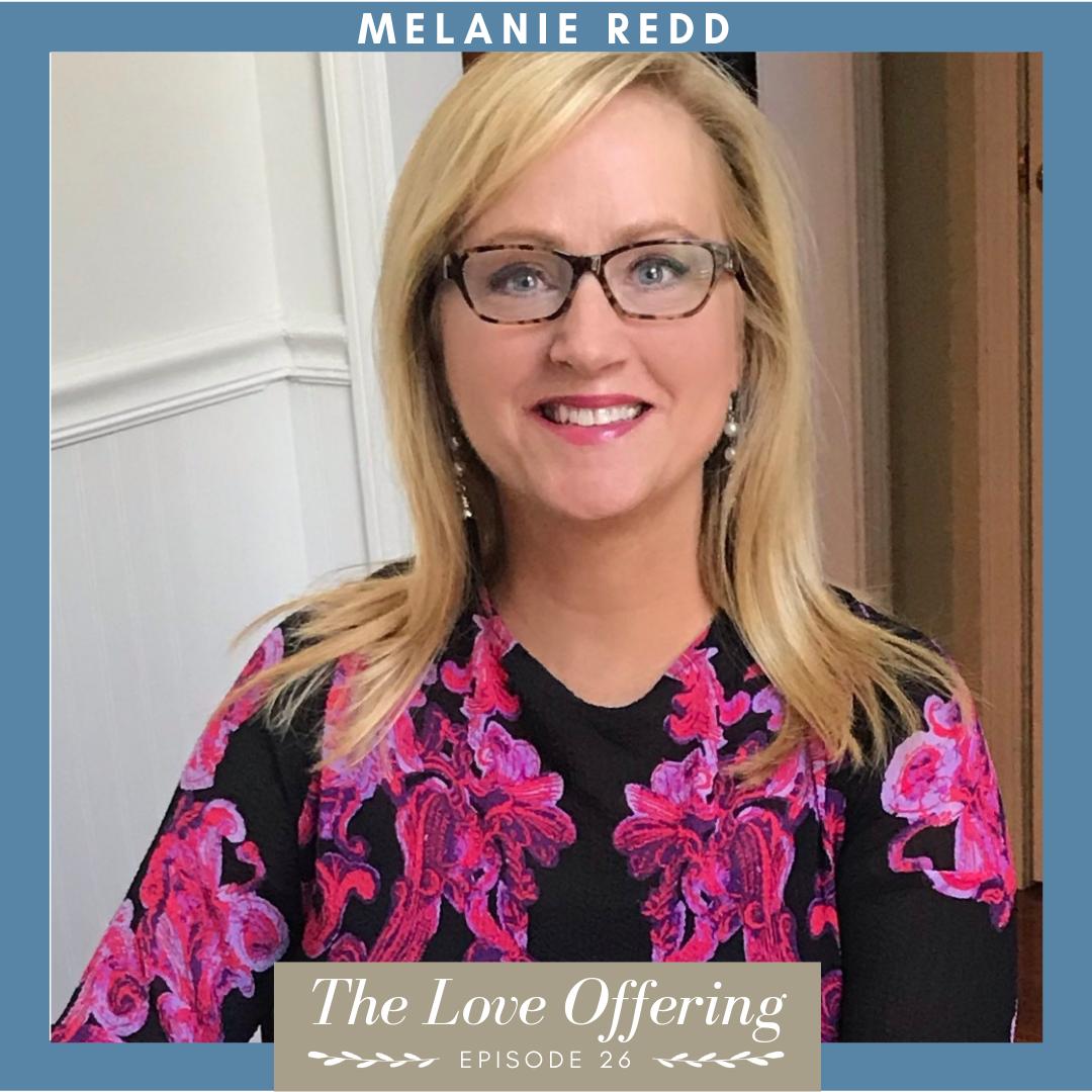 Melanie Redd