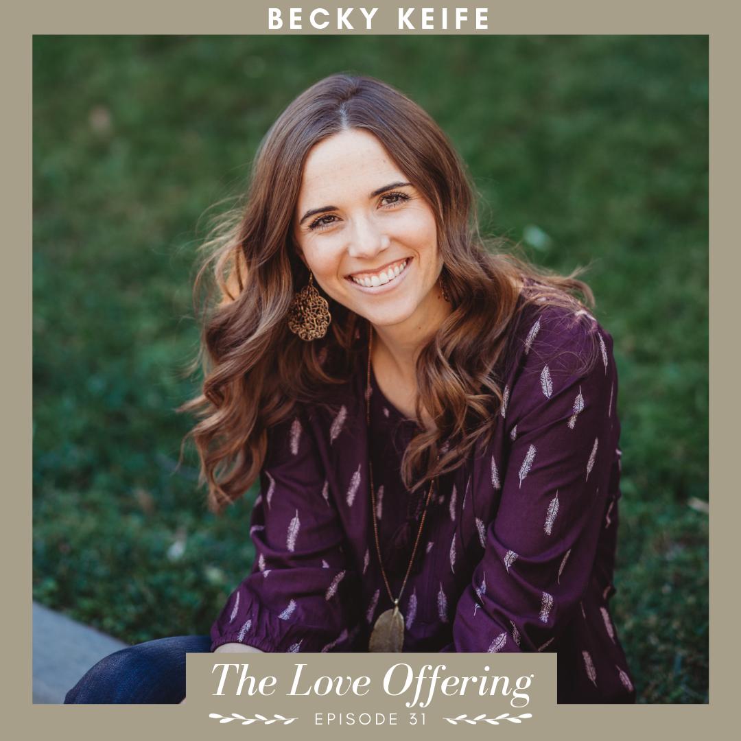 Becky Keife
