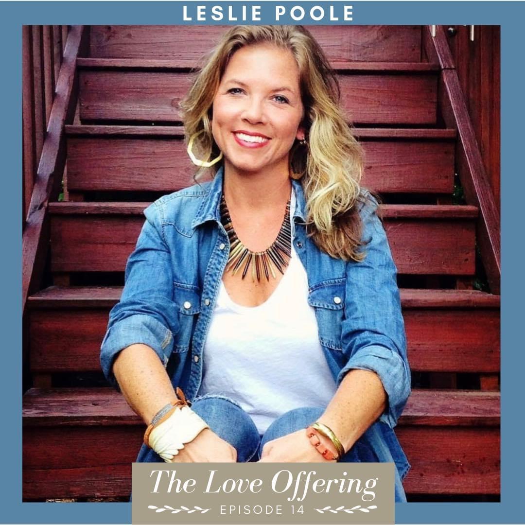 Leslie Poole