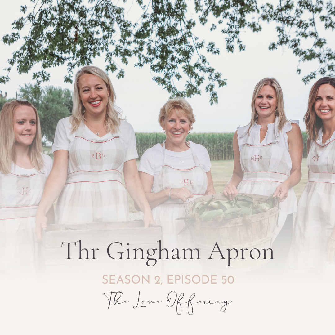 The Gingham Apron