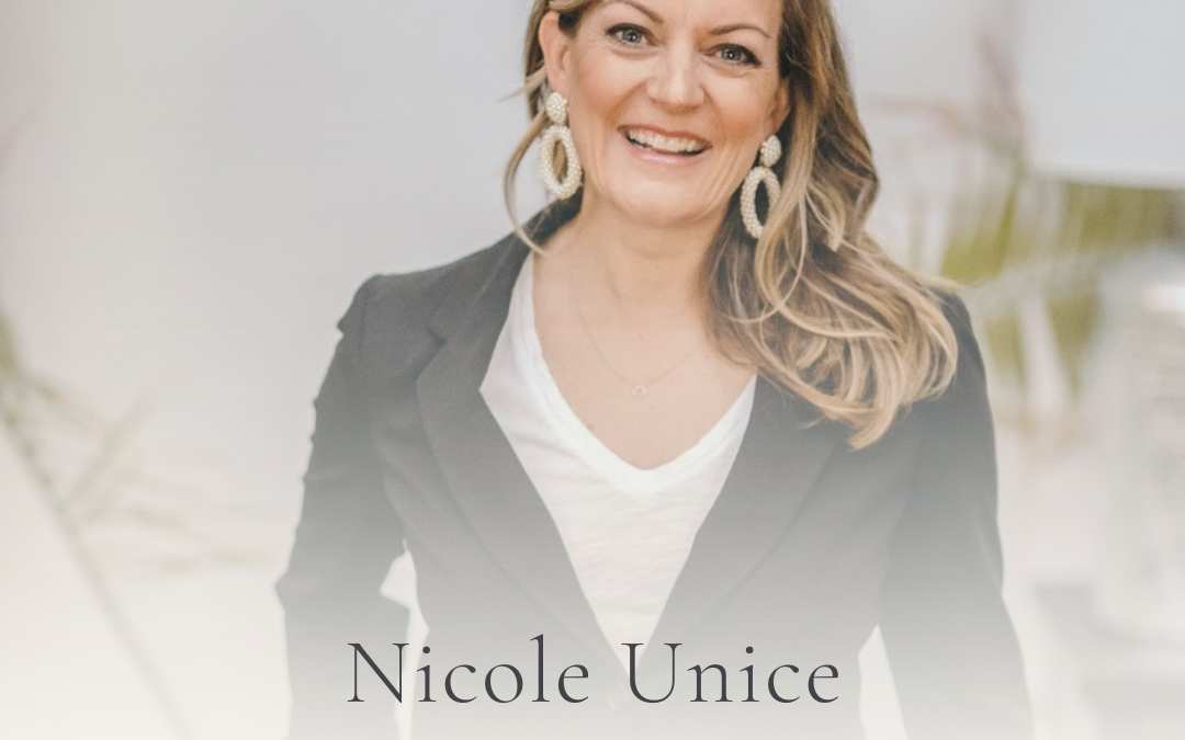 S3E37 Show Notes: Transforming Our Most Important Relationships with Nicole Unice