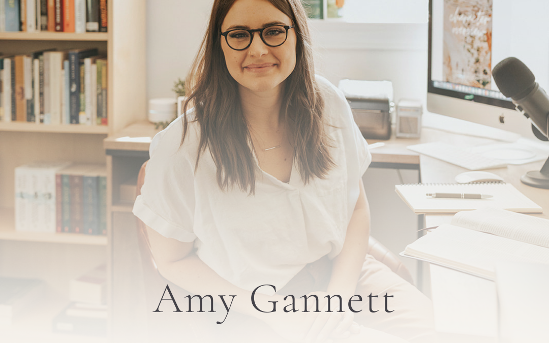 S3E40: How What We Know About God Impacts How We Livewith Amy Gannett